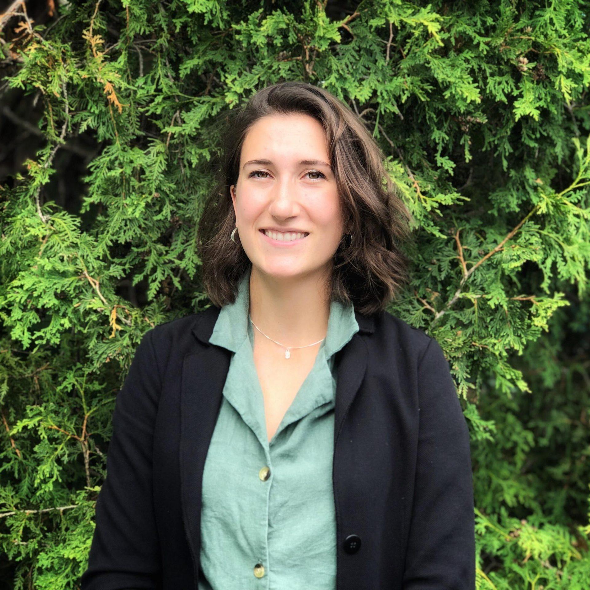 Elise Girouard-Chantal - Political Affairs